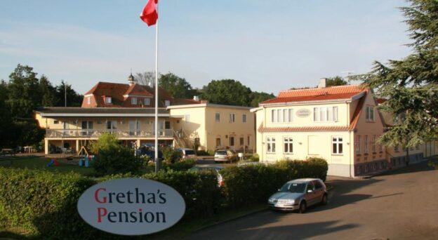 Hotel Bornholm Grethas Pension Nygade 7 3770 Allinge Bornholm