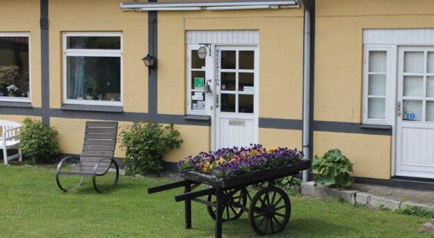 Hotel Bornholm Slægtsgaarden Østergade 3 3770 Allinge Bornholm