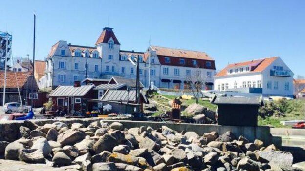 Strandhotellet Allinge Sandvig Bornholm